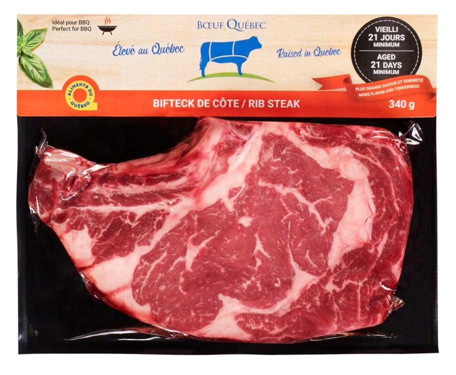 Bifteck de côte